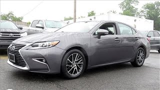 Used 2016 Lexus ES Lutherville MD Baltimore, MD #ZP00726