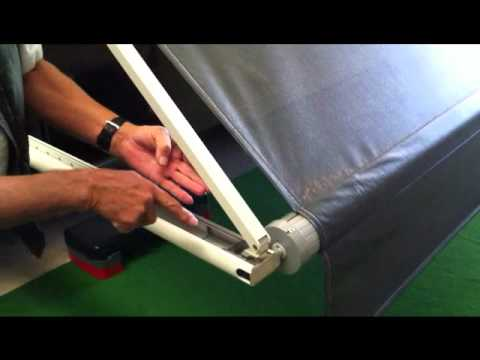 How To Setup A Dometic Awning Youtube