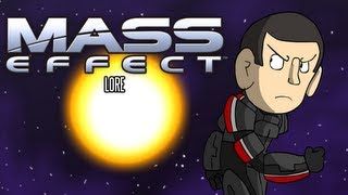 LORE - Mass Effect Lore in a Minute!