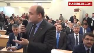 Manisa Büyükşehir Belediye Meclisi Karıştı