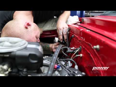 How to Setup a Fuel System for EFI Fuel Injection