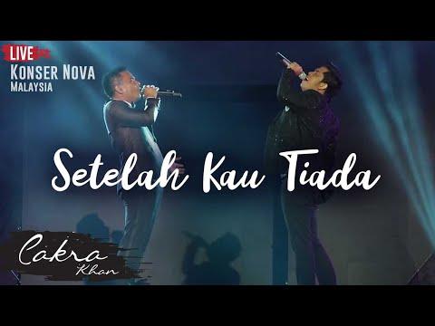 CAKRA KHAN | Feat with JUDIKA #LIVE (Concert Nova 2017)