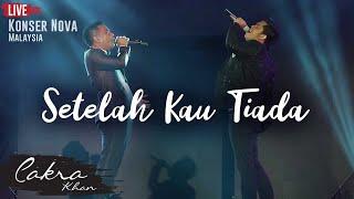 Download Lagu CAKRA KHAN | Feat with JUDIKA #LIVE (Concert Nova 2017) Gratis STAFABAND