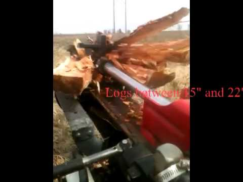 Stages 6 Way Wood Splitter Wedge (Update 2)