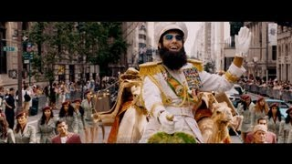 The Dictator - THE DICTATOR - Official Restricted Trailer - International English