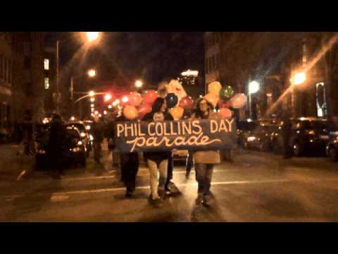 Phil Collins Day Parade, February 15, 2011