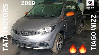 2019 Tata Tiago WIZZ |  detailed review | features | specs | price !!