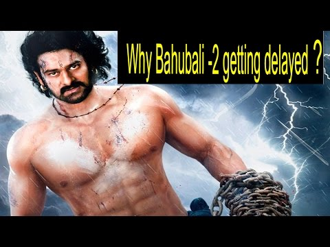 Bahubali 2 hindi - The Conclusion  trailer 2017    Release date    Why Bhahubali 2 getting delayed? thumbnail