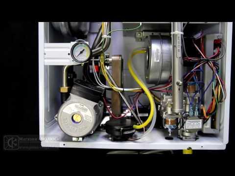 Ремонт газового клапана газового котла своими руками 363
