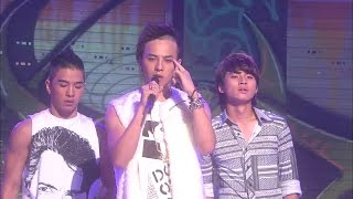 【TVPP】BIGBANG - Haru Haru, 빅뱅 - 하루 하루 @ Comeback Stage, Show Music core Live