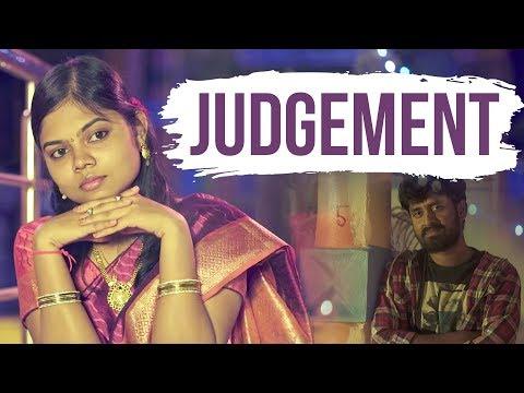 Judgement || New Telugu Short film 2018 || Directed by Sudharam