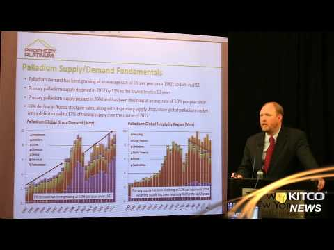 CPM Group's Third Annual Precious Metals Mining Investment Seminar - Greg Johnson