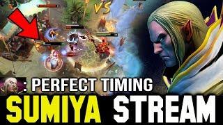 Perfect Timing Marvelous Combo 😏 Sumiya Invoker Stream Moment #97