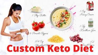 Custom Keto Diet Review | 8 Week Custom Keto Diet Plan | Natural Health Beauty