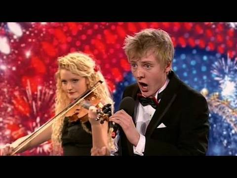 The Arrangement - Britain's Got Talent 2010 - Auditions Week 2