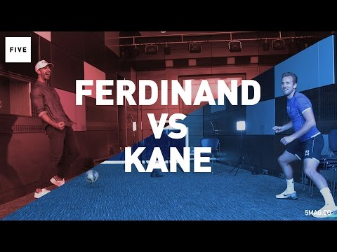 Rio Ferdinand Vs Harry Kane | TALKIN' TWO TOUCH