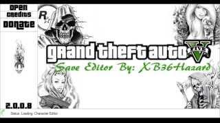 Game | GTA V save editor 2.0.0.8 | GTA V save editor 2.0.0.8