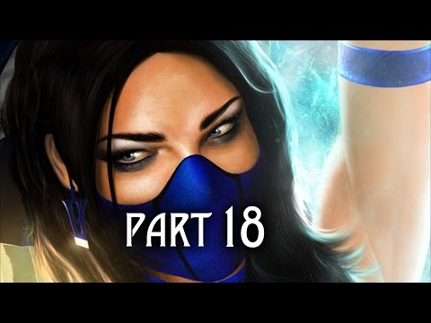 Mortal Kombat X Walkthrough Gameplay Part 18 - Raiden - Story Mission 10 (MKX)