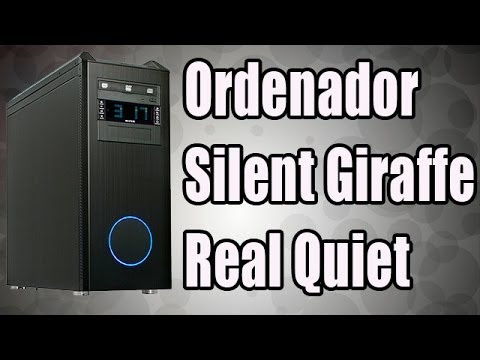 Ordenadores PC Silent Giraffe Real Quiet