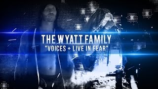 "WWE The Wyatt Family NEW Theme Song ""Voices + Live In Fear"" 2016 ᴴᴰ"