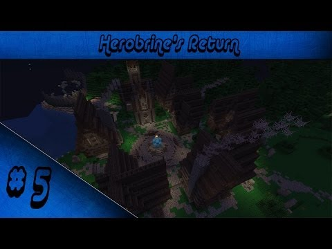 Minecraft Herobrine's Return - Ep5 - Finale
