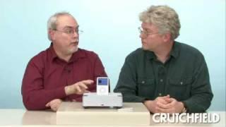 Wadia 170iTransport iPod Dock | Crutchfield Video