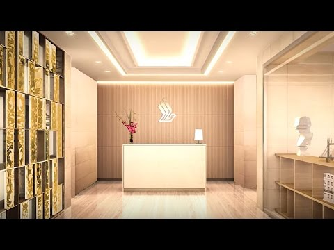 Heathrow Terminal 2 - Flythrough video featuring Singapore Airlines' SilverKris Lounge