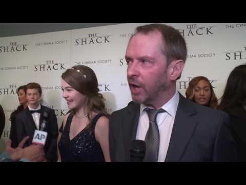The Shack World Premiere || Cast & Crew Soundbites || SocialNews.XYZ