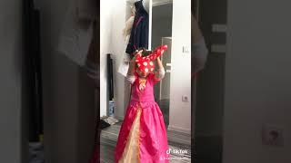 Briana, funny kids, show baby girl, reverse video, princess, colours fashion