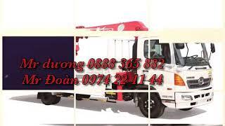 Dịch vụ thuê xe cẩu hàng tại thái bình 0918 408 635