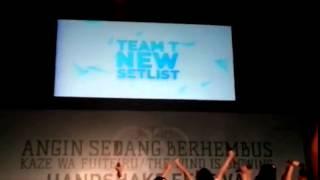 download lagu Cuplikan Pengumuman Setlish Untuk Jkt48 Team T - Kaze gratis