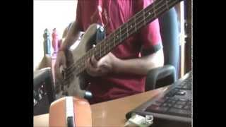 Thousand Foot Krutch – War Of Change Bass cover