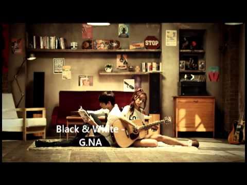 Black And White - G.na {english} ♥ video