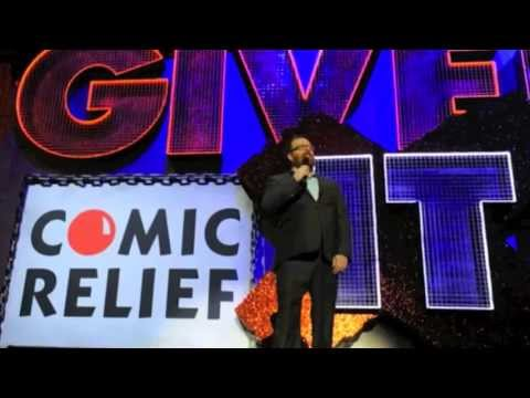 Frankie Boyle At Comic Relief 2013