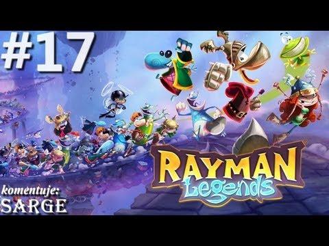 Zagrajmy W Rayman Legends Odc. 17 - KONIEC GRY (Świat 6: Impreza Żywych Umarlaków)