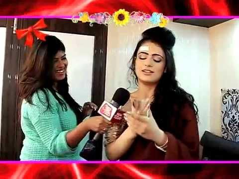 Ishani , Radhika Madan With saas bahu aur Betiya ATSBBonly on AAJ TAK