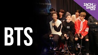 BTS | Backstage at The Billboard Music Awards