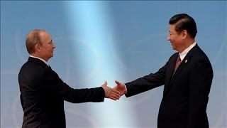 What the China-(Russia) Gas Deal Means  5/21/14