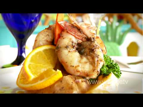 Island Fresh Gourmet - Oceana Restaurant - U.S. Virgin Islands Restaurants & Food- on Voyage.tv