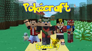 "Pokécraft: Episode 9 - ""The Zombie and The Battle"" (Minecraft Roleplay)"