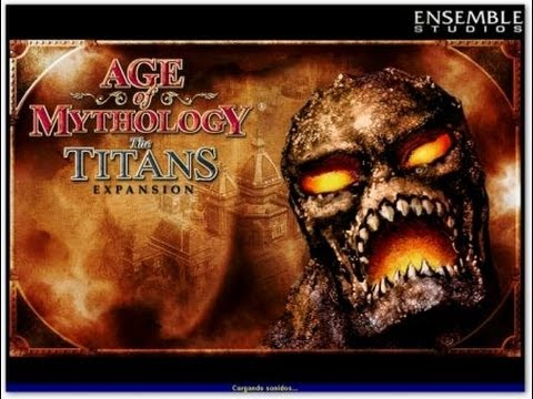 juegos de pocos requisitos (Age Of Mythology The Titans ONLINE!)