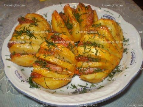 Картошка с колбасой или салом рецепты