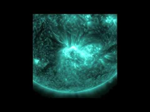 NASA SDO - X1.4 Solar Flare, July 12, 2012