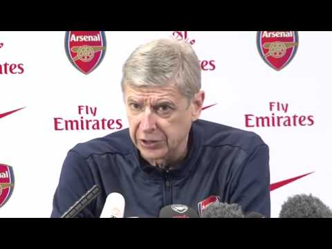 Arsène Wenger: Pre Hull City vs Arsenal Press Conference