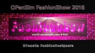 ☼OpenSim Hypergrid Fashionshow 2016