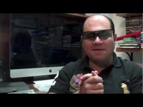 GAFAS 3D SAMSUNG ACTIVAS VS LG 3D PASIVAS REVIEW