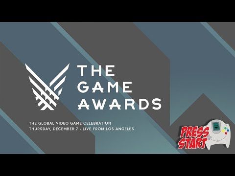 Press Start Podcast EP. 41.5 | The Game Awards 2017 Livestream