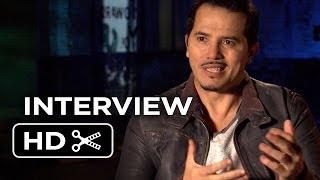 Ride Along Interview - John Leguizamo (2014) - Kevin Hart Comedy HD
