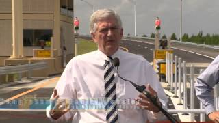 Orange County Update - Schofield Road Interchange Ribbon Cutting