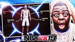 NEW ARCHETYPE SYSTEM THAT WILL MAKE NBA 2K19 THE BEST!